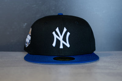 New Era New York Yankees 2012 ASG Fitted Hat (Black/Blue)