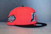 New Era Florida Marlins 2003 World Series Snapback (Infrared)