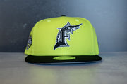 New Era Florida Marlins 2003 World Series Snapback (Volt)
