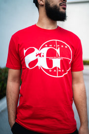 Sniper Gang Logo Tee (Red)