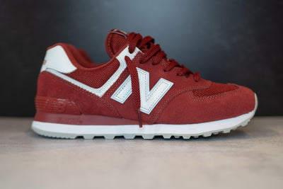 New Balance 574 (Burgundy) - ML574ER2