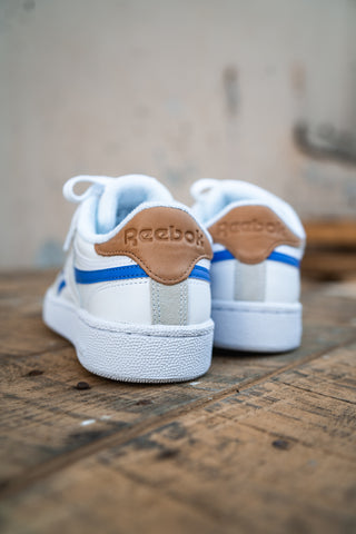 Reebok Club C Revenge (White/Royal)