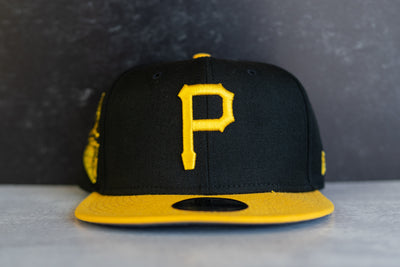 Pittsburgh Pirates 1959 ASG Snapback (Black/Charcoal)