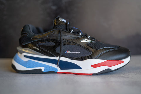Puma x BMW Motorsport RS-Fast (Sport Black)