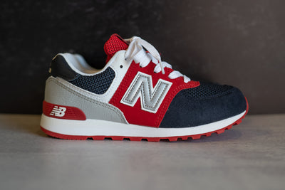 PRESCHOOL New Balance 574 (Olympic) - PC574SA1