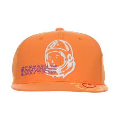 Billionaire Boys Club Wealth Hat (Flame Orange)
