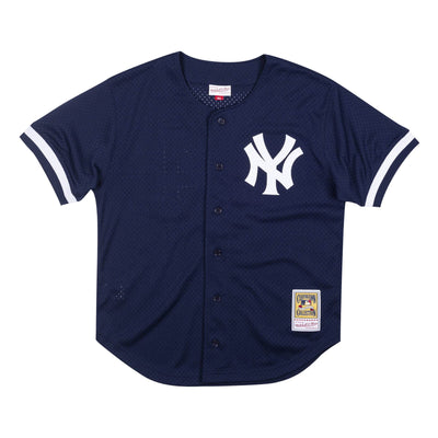 Authentic BP Jersey New York Yankees 1997 Reggie Jackson