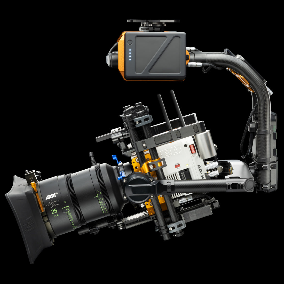 Freefly MōVI Pro Accessories