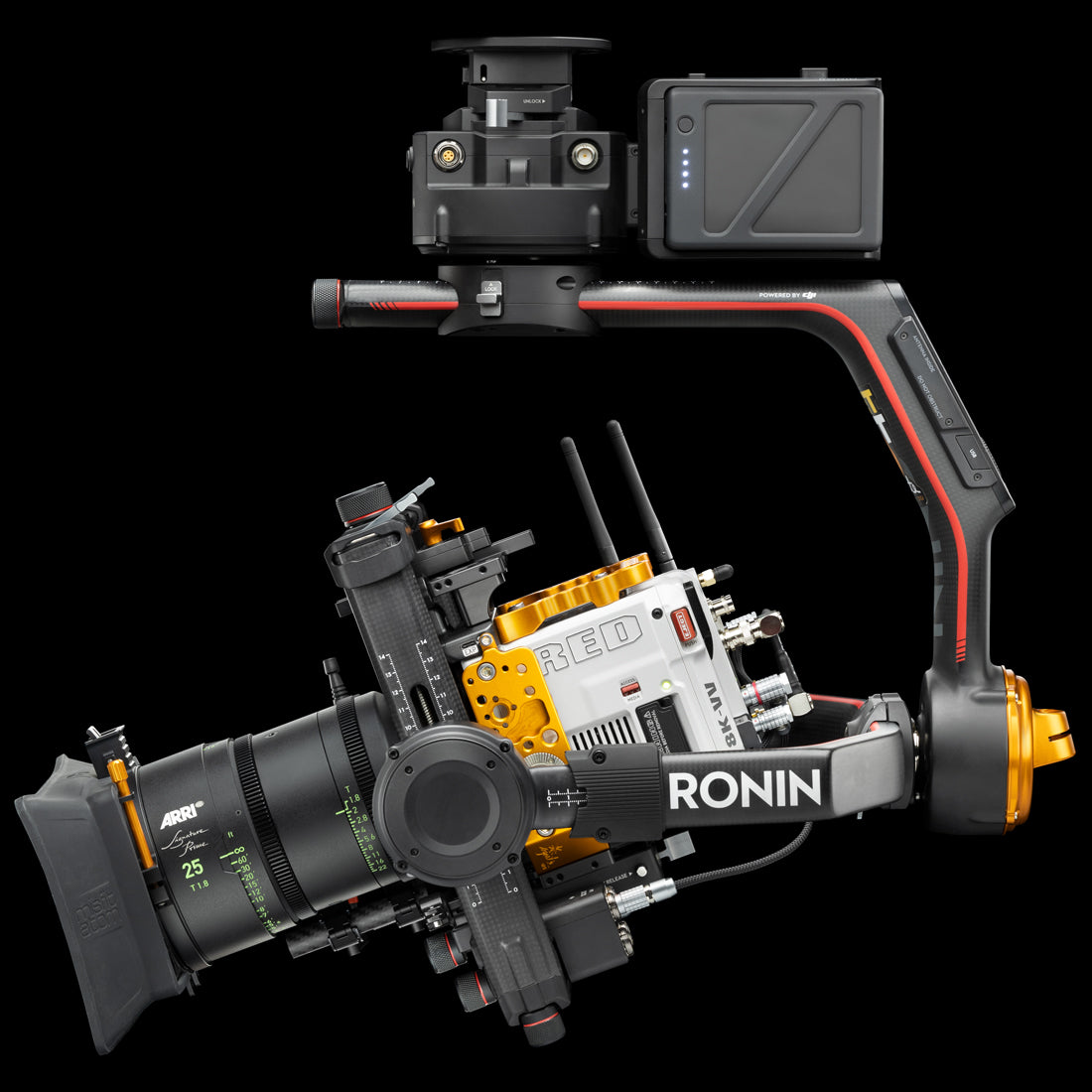 DJI Ronin 2 Accessories
