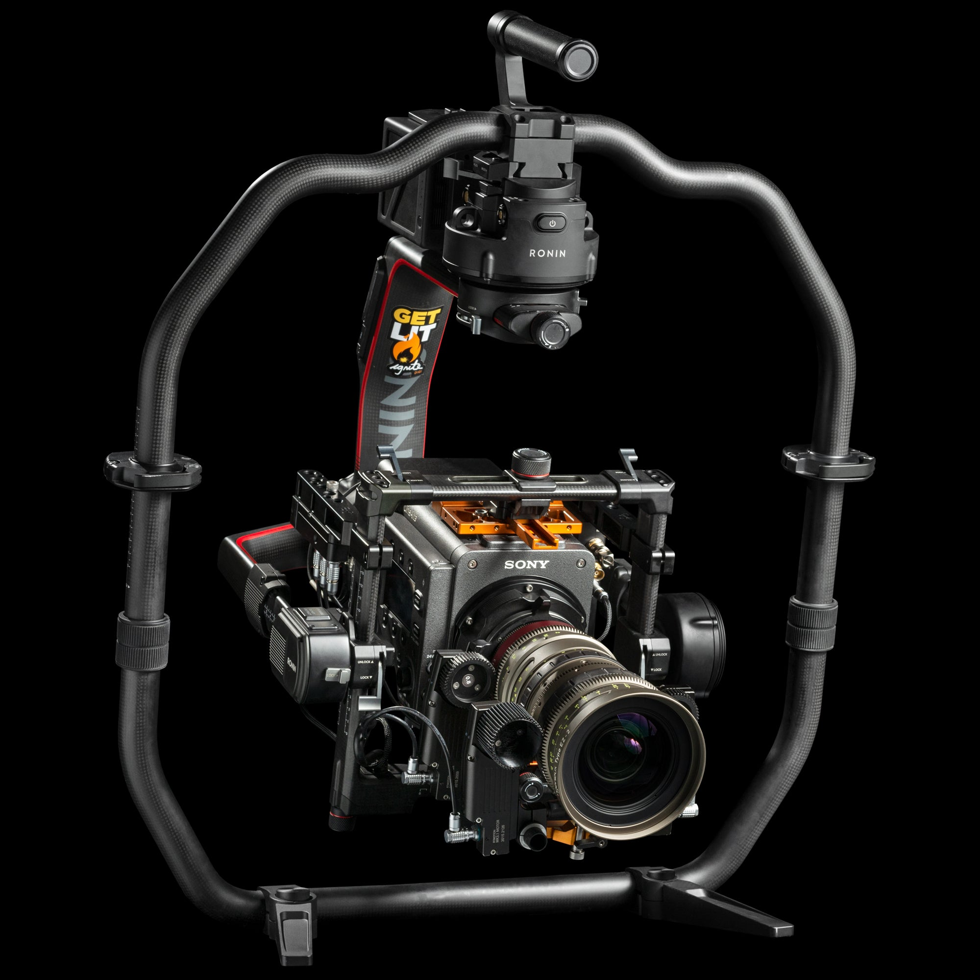 Sony Camera Accessories: Sony Venice, Sony FX9, Sony FS7, Sony FS5