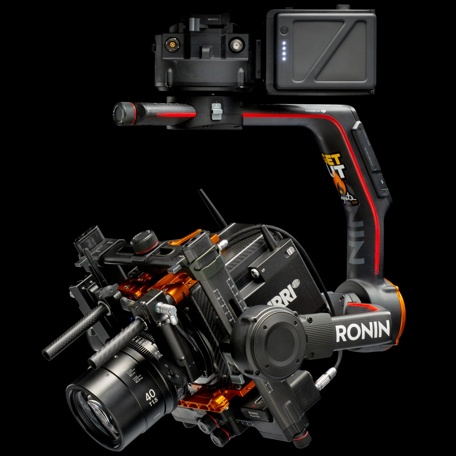 Cables for DJI Ronin 2