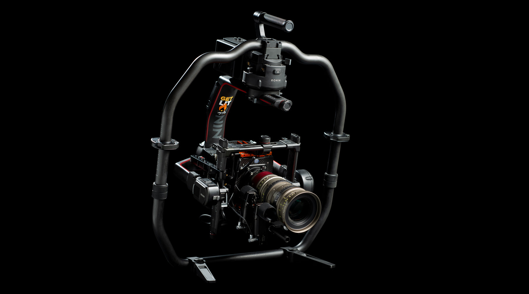 Pro packages for MoVI Pro or Ronin 2