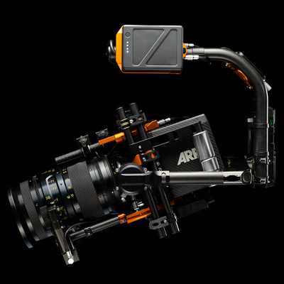 Gimbal Lens Support - 80mm