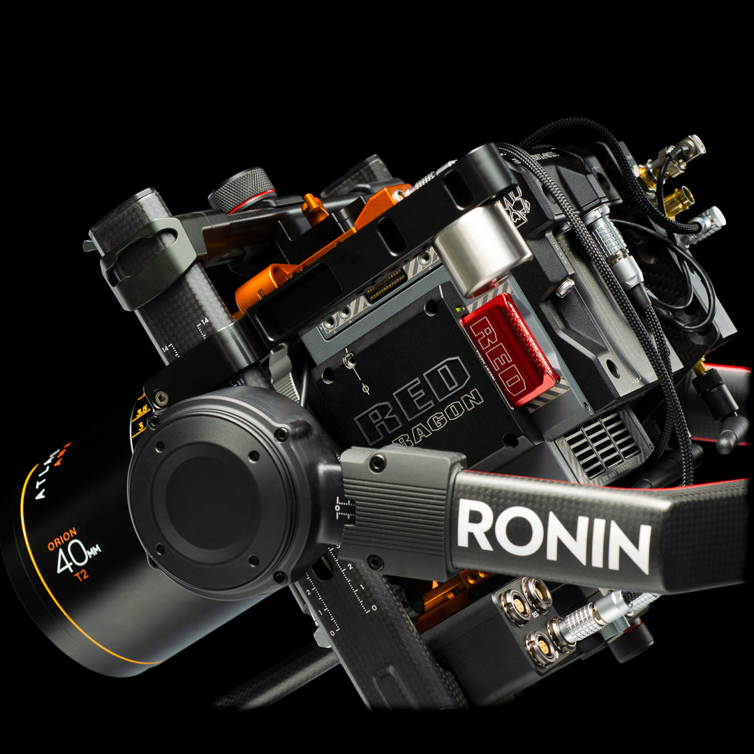 Accessory Mounts: Ronin 2