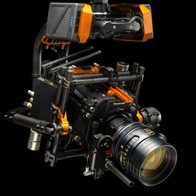 Camera Top Plate: Panasonic Varicam LT