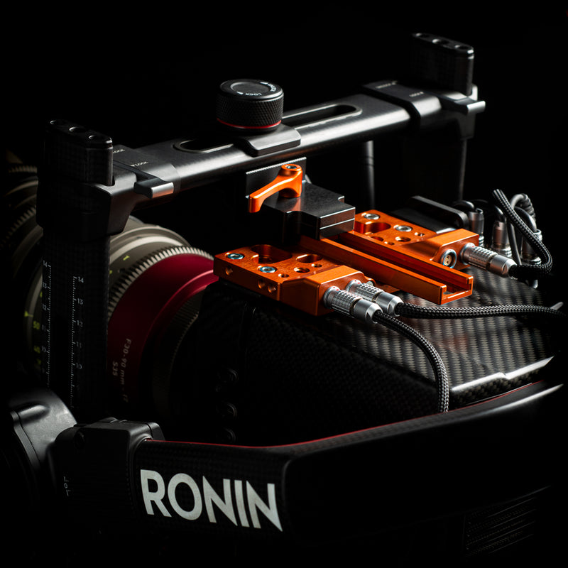 Camera Top Plate Adapter: Ronin 2