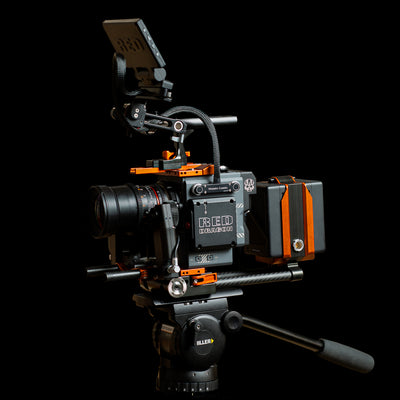 Camera Top Plate A ‣ ARRI ALEXA + RED DSMC2