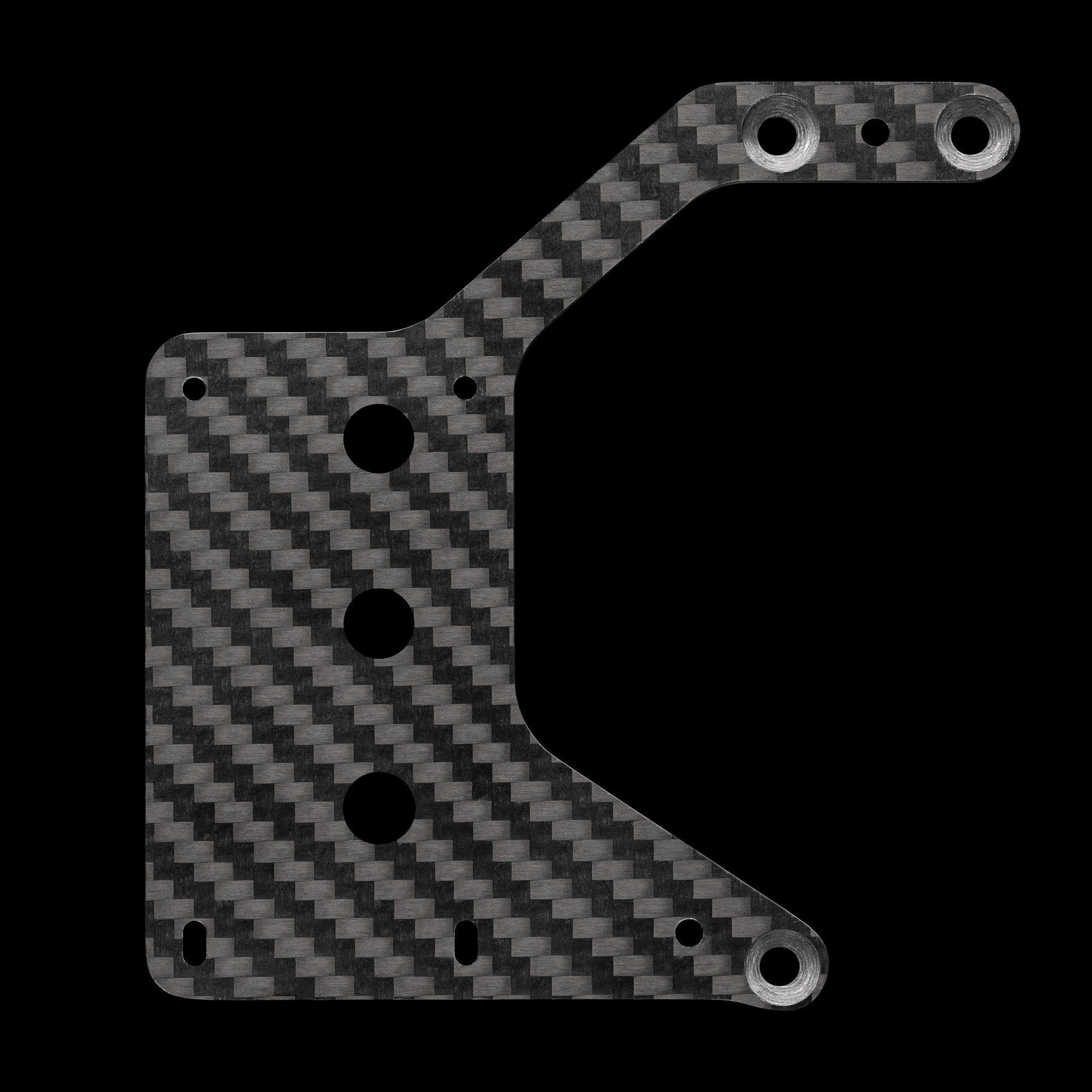 Carbon Side Plate for RED KOMODO