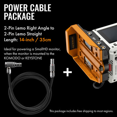 TB50 Power Pack for RED KOMODO
