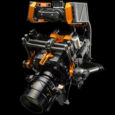 Camera Top Plate C ‣ Panasonic VariCam LT
