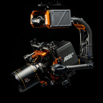 Movi Pro battery solution