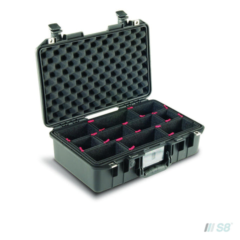 1485 AirTP, WL/TP INSERT, BLACK-Pelican-S8 Products Group