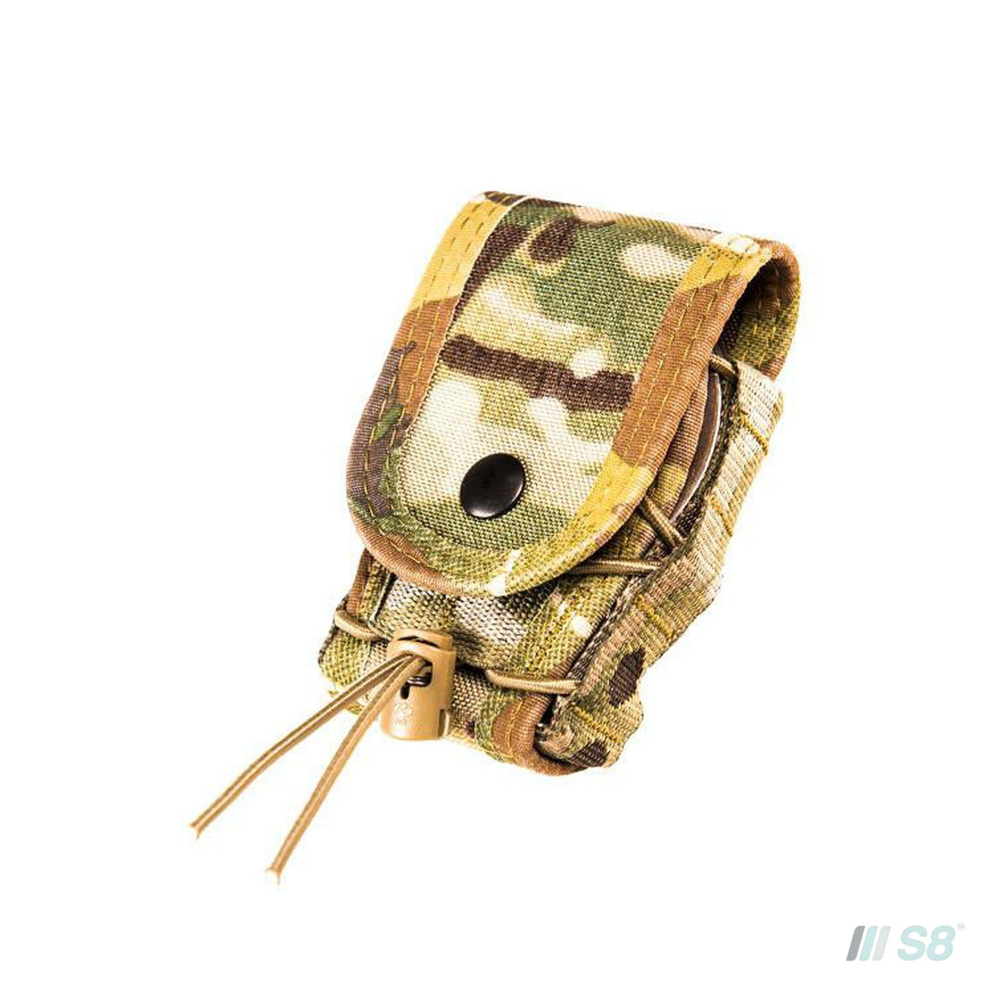HSGI - MOLLE Mounted Handcuff TACO - Covered-HSGI-S8 Products Group