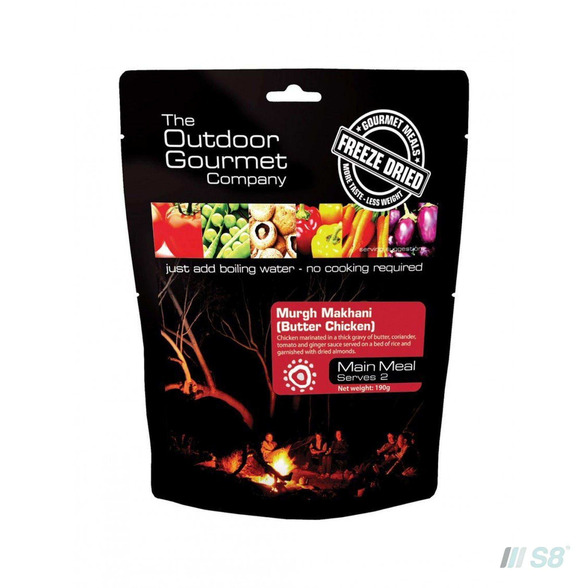 OGC BUTTER CHICKEN-Outdoor Gourmet Company-S8 Products Group