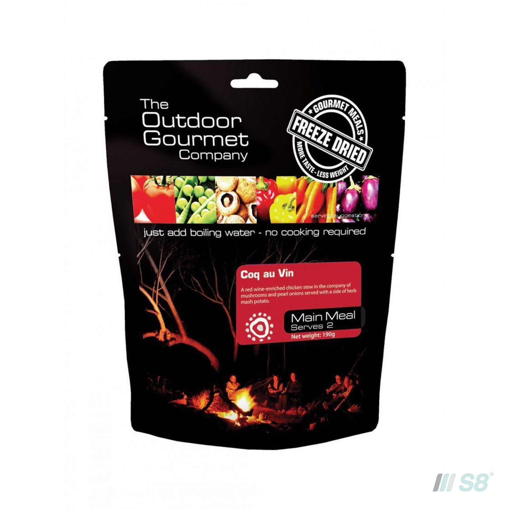 OGC COQ AU VIN-Outdoor Gourmet Company-S8 Products Group