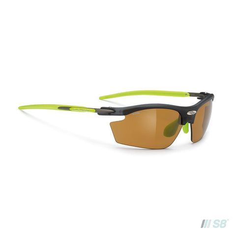Rudy Project - Rydon Sunglass / Frozen Ash / Hi-Contrast Lens-Rudy Project-S8 Products Group