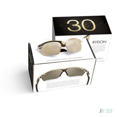 Rudy Project - Rydon Sunglasses / Gold 30th Edition / 18 carat white gold-Rudy Project-S8 Products Group