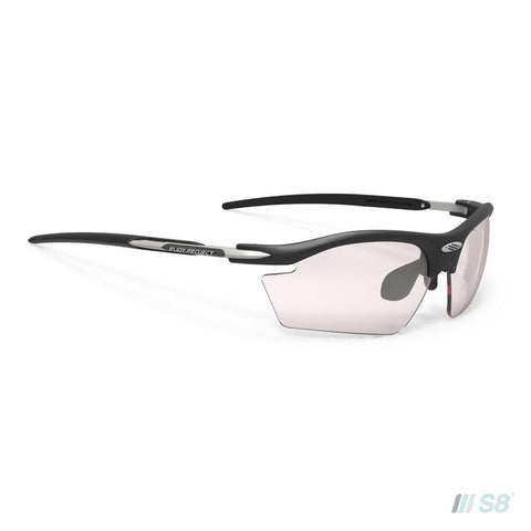 Rudy Project - Rydon Sunglasses / Matte Black / Impactx 2 Photochromic Red lens-Rudy Project-S8 Products Group
