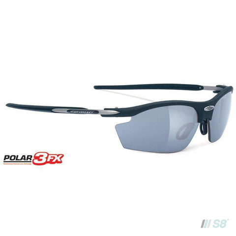 Rudy Project - Rydon Sunglasses / Matte Black / Polarized 3FX Grey Lens-Rudy Project-S8 Products Group