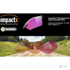 Rudy Project - Tralyx Sunglasses Black Matte / Impactx Photochromic Multi Laser Red Lens-Rudy Project-S8 Products Group