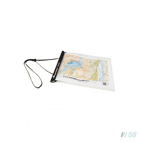 Sea to Summit Waterproof Map Case-STS-S8 Products Group