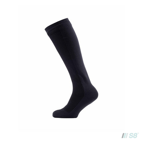 SEALSKINZ MID Weight KNEE length Socks-SEALSKINZ-S8 Products Group