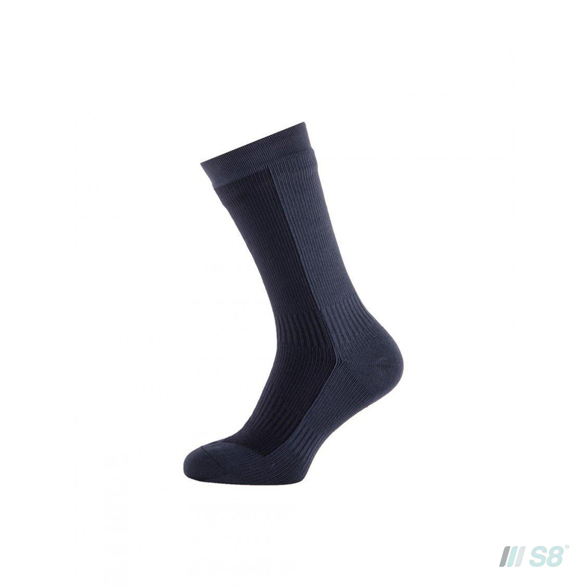 SEALSKINZ MID Weight mid length Socks-SEALSKINZ-S8 Products Group