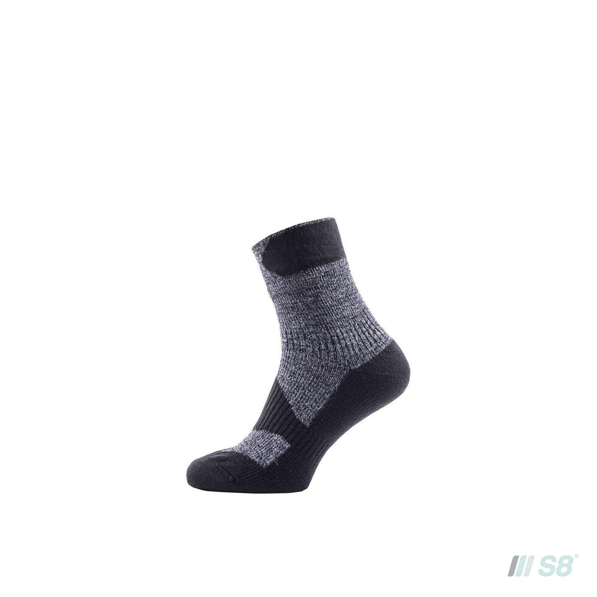 SEALSKINZ Walking THIN ANKLE Length Socks-SEALSKINZ-S8 Products Group