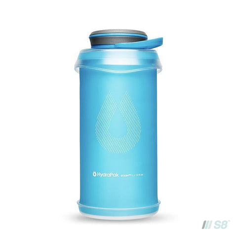 Stash™ 1 L COMPRESSIBLE ON-THE-GO HYDRATION-HydraPak-S8 Products Group