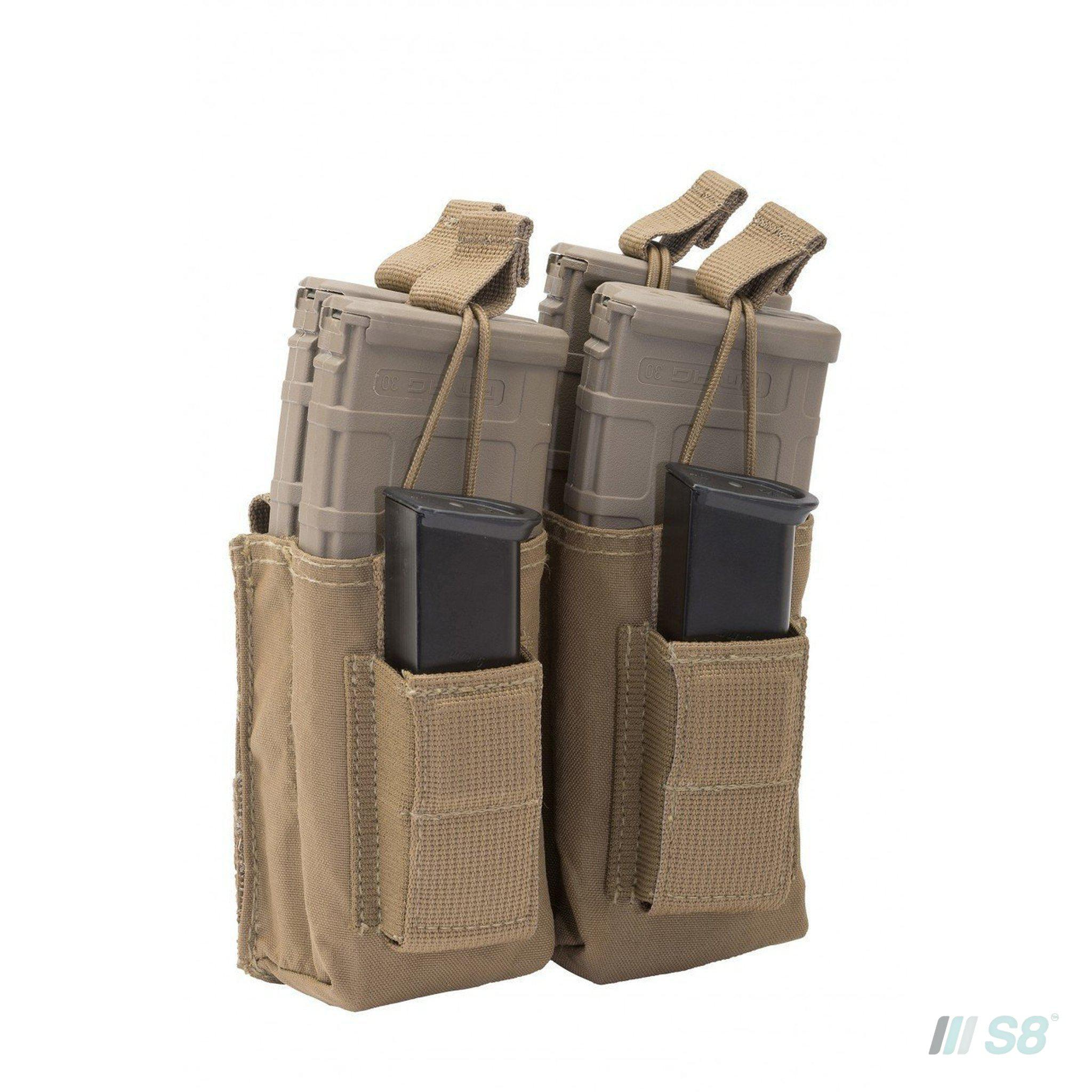T3 Magnet M4 Quad Mag Pouch (4)-T3-S8 Products Group
