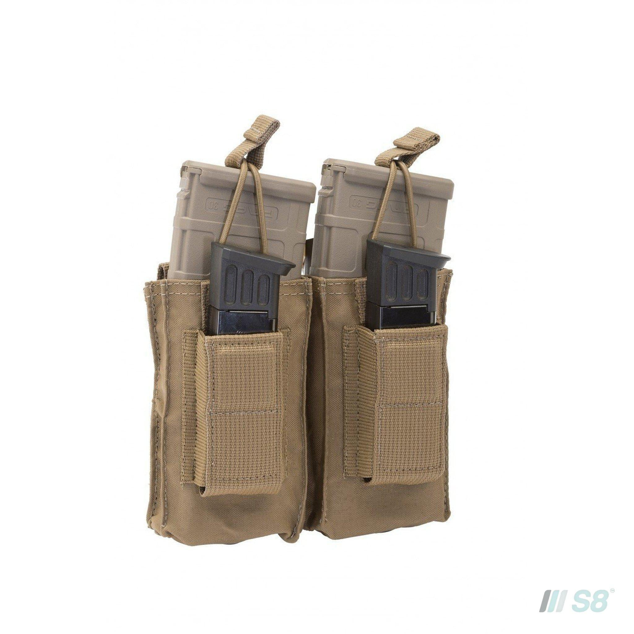T3 Magnet M4 Single Row Mag Pouch (2)-T3-S8 Products Group