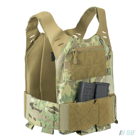 T3 Tomahawk Low Vis Plate Carrier-T3-S8 Products Group