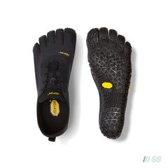 V-Alpha – Mens (Black)-Vibram FiveFingers-S8 Products Group