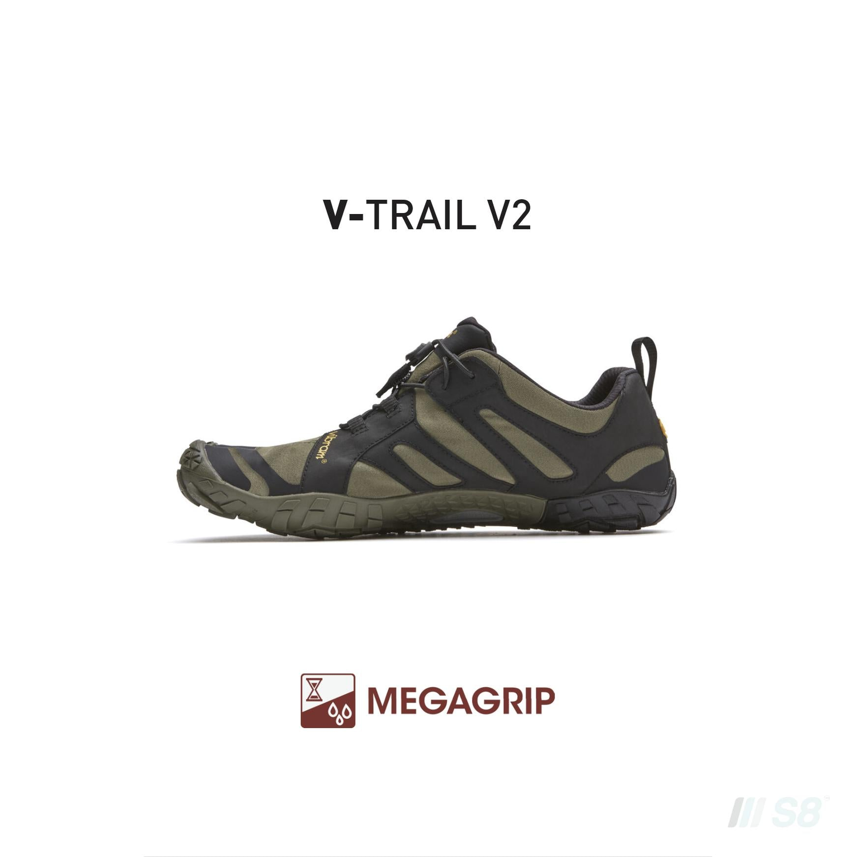 V-TRAIL V2 – Mens (Ivy)-Vibram FiveFingers-S8 Products Group