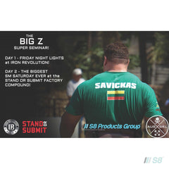 Willy's Answer to cancer - BIG Z Ticket Raffle 23rd Feb, 2019-S8 Products Group-S8 Products Group