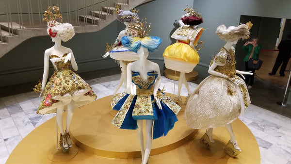Fashion Friday: 'Guo Pei: Beyond Couture'