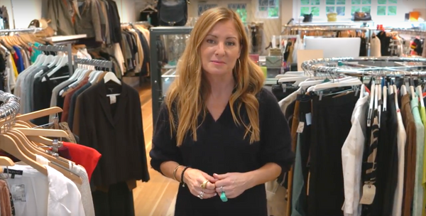 'Clean Out Your Closet For A Cause' Fall Campaign With Susie Wall