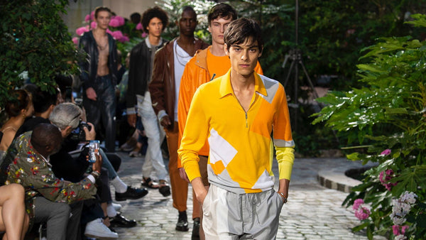 Spring/Summer 2019 Forecast – Men's Wear is Classy Casual