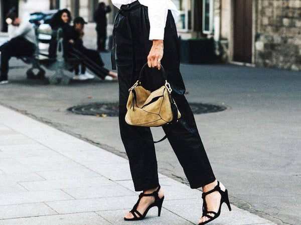 Susie Wall Style Tips: Styling Your Basic Black Pants