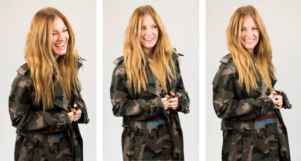Susie Wall Style Tips: How to Wear Camo Print